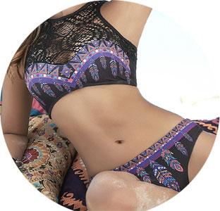 Maillot de bain Mapalé vendu par Onysia boutique lingerie